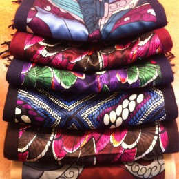 Celia's Hand Made Scarves