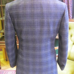 Steven Hitchcock Bespoke Back View