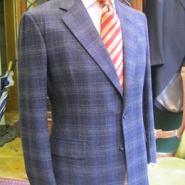 Steven Hitchcock Bespoke Sports Jacket